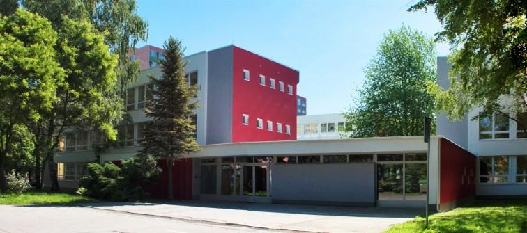 Areál Obchodní akademie Ostrava-Poruba