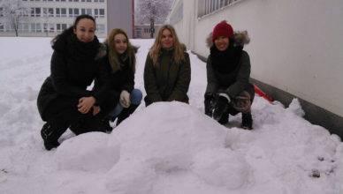 Hrátky na sněhu 2017