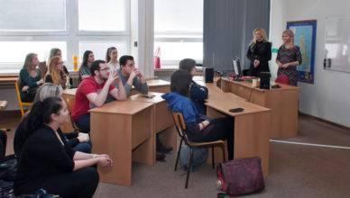 Přednáška VŠB – Technické univerzity Ostrava, Hornicko-geologické fakulty – 2017