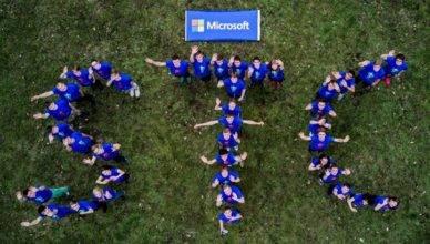 Student naší školy se účastnil stáže v českém Microsoftu