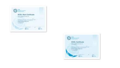 ECDL certifikaty