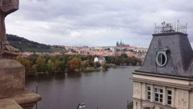 Školní výlet – Praha – 4.C 2017