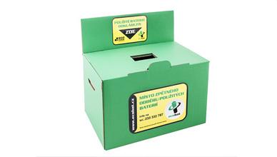 Soutěž ve sběru baterií a drobného elektroodpadu 2016/17