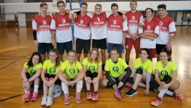 Turnaj SŠ ve volejbale 2017