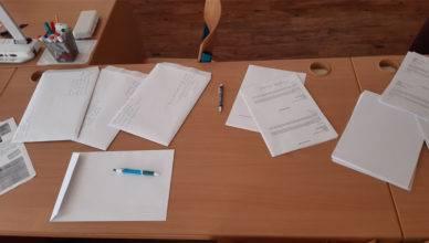 Maraton psaní dopisů