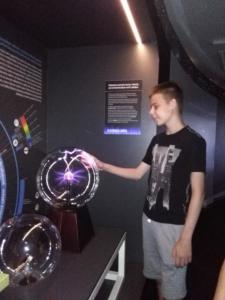 Exkurze v planetáriu