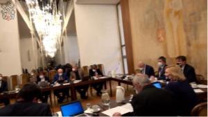 Virtuální prohlídka Poslanecké sněmovny Parlamentu České republiky