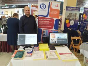 Obchodní akademie na Veletrhu středních škol 2019