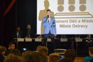 Předvolební debata kandidátu na primátora statutárního města Ostravy
