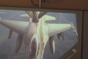 Beseda s americkými piloty