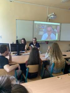 Online beseda s hejtmanem Moravskoslezského kraje