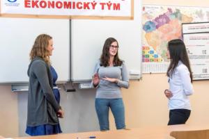 6. ročník krajského kola soutěže EKONOMICKÝ TÝM