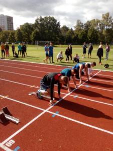 Atletické středoškolské hry – 18. 9. 2019