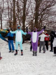 Lyžařský výcvik Velká Rača 11. – 15. 3. 2019