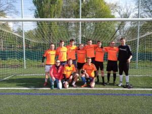 Okresní kolo ve fotbale středních škol 2018/2019