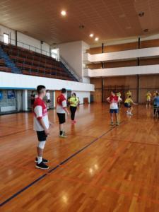 Turnaj SŠ ve volejbale u příležitosti Dne boje za svobodu a demokracii