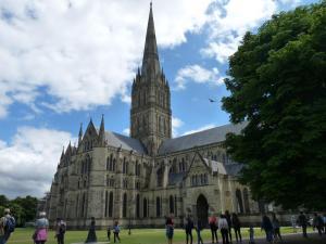 katedrala salisbury
