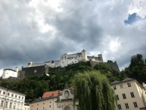 Saltzburg hrad
